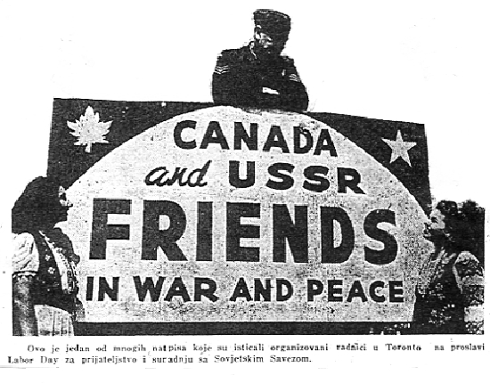 canada and the cold war essay columbia university school of international and public affairs history of the cold war u8715 cuba possessed some remarkable characteristics as an ally of the soviet union.